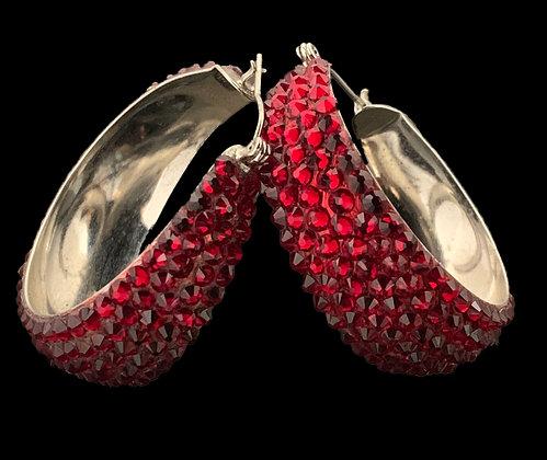 LUX - Siam Earrings