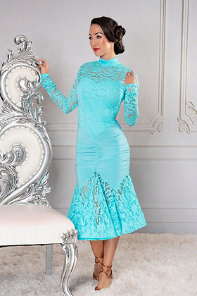 Dance America D911 Short Latin Dress