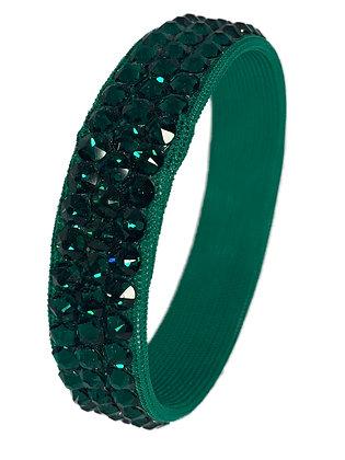 Stardust - Emerald Bangle