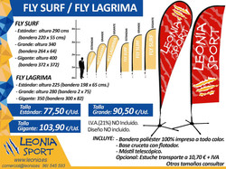 Fly Surf Fly Lagrima