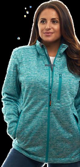 Ladies Trail Crest XRG Jacket - Blue