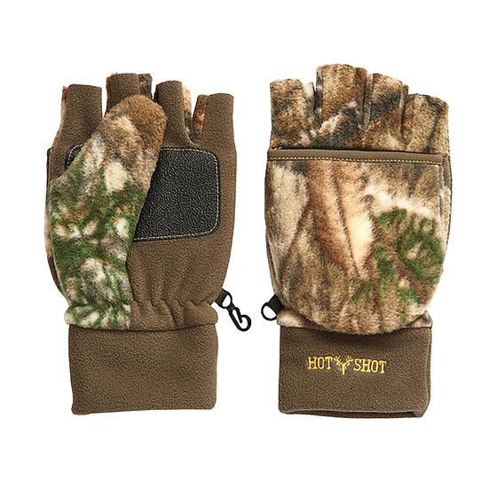Hot Shot Bullseye Youth Glove - Realtree Edge