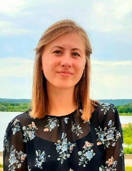 Дарья Гвоздинская, игрок сборной района по волейболу