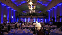 Raleigh Event Uplighting for your Wedding