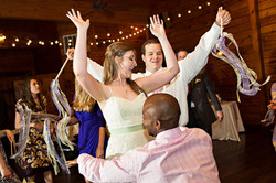 Wedding Reception DJ Company NC