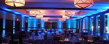 Raleigh Wedding and Event Up lighting