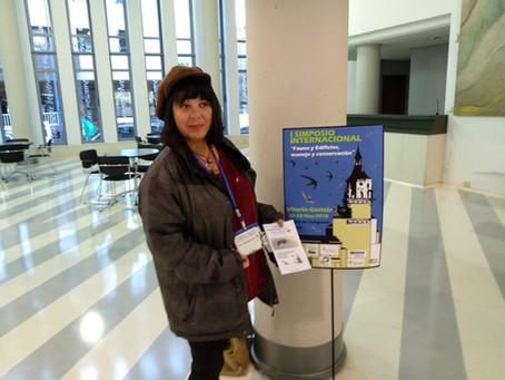 I Simposio Internacional sobre Fauna y Edificios -Vitoria 22-23 noviembre 18-