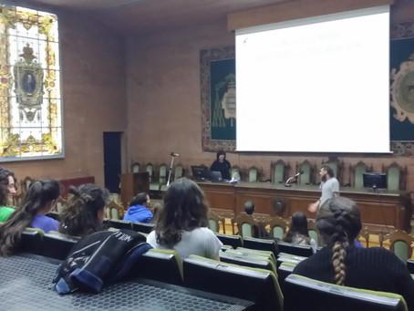 Conferencia a los profesionales de Avafes León