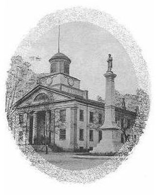 Bedford County Courthouse is the oldest standing in PA still in use today