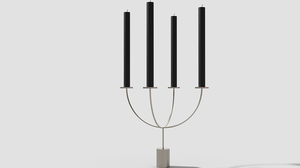 Orchestra Candle Holder