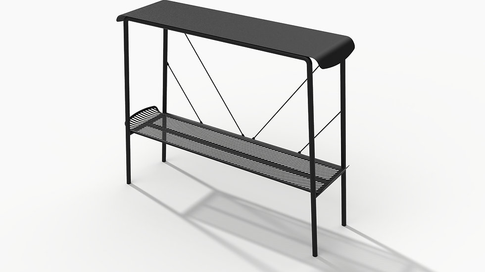 Weave Console Table