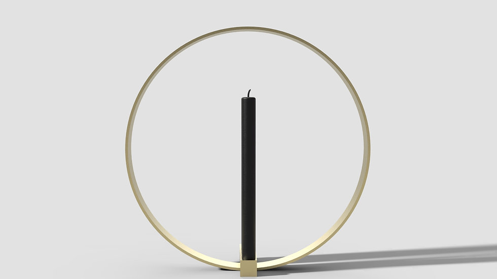 Concentric Candle Holder