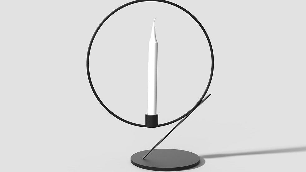 OSS Candle Holder