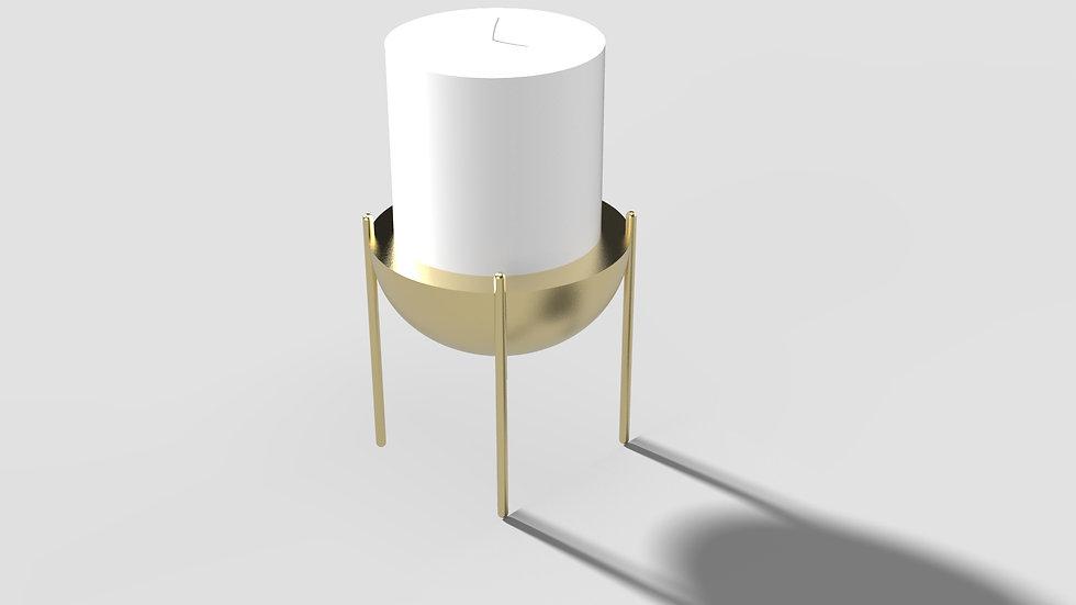 Dome Pillar Holder