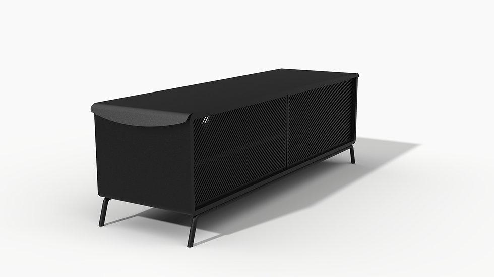 Weave TV Bench