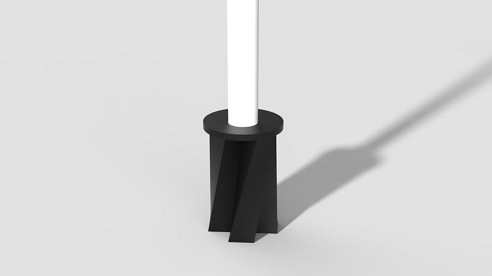 Twist Candle Holder