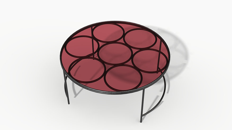 Light & Shadow Coffee Table