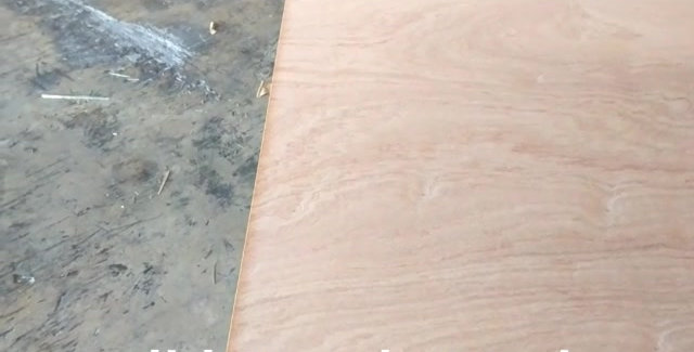 Solid Sapele BS 1088 Plywood 4' x 8'