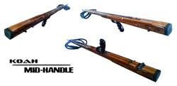 Middle Handed & Rear Gun