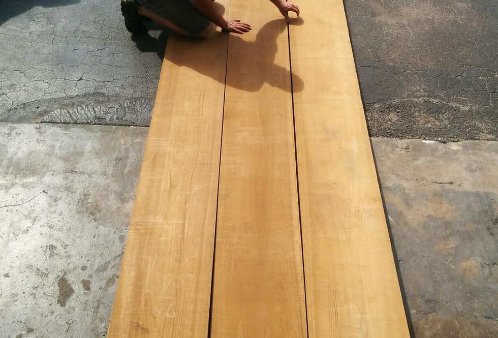 "Genuine Teak Cover-boards 1.25"" thick (5/4)"
