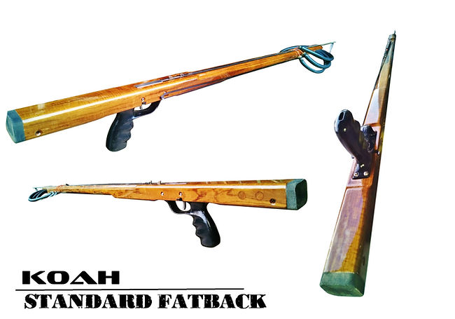 Reef Guns from Koah ad WorldPanel Products Inc