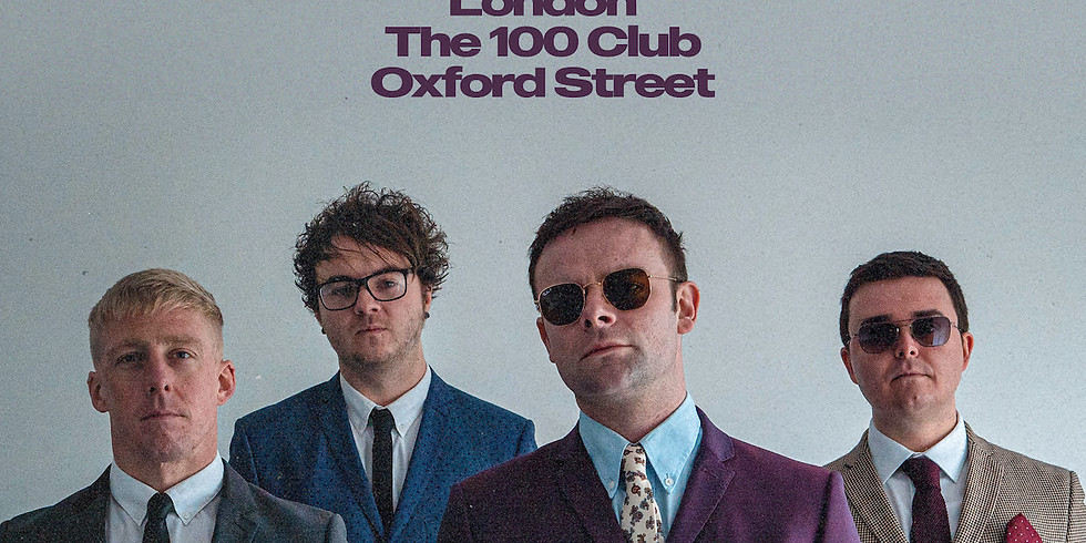BLOCK 33 - Live at The 100 Club