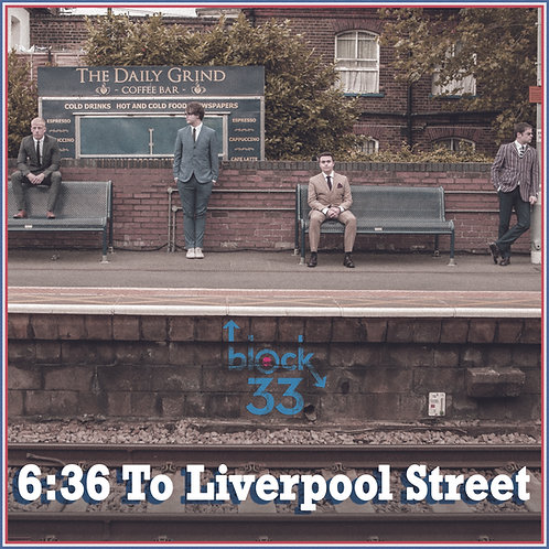 6:36 To Liverpool Street - CD