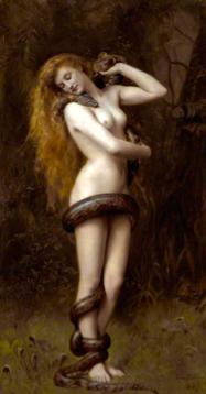 """""""La caída del hombre"""" en el Díptico de Viena, por Hugo van der Goes (1467-1468)   Tentación de Adán y Eva por Raphael Sanzio"""