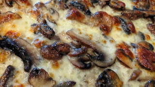 Fantastic Creamy Salmon & Mushrooms Casserole (Keto Friendly)