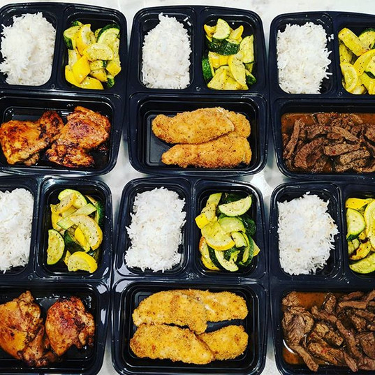 Who likes meal prepping? Find recipes at