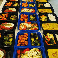 Tag a friend that likes meal prepping. R