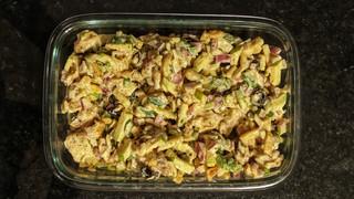 Yum Curry Chicken Salad (Keto & Paleo Friendly)