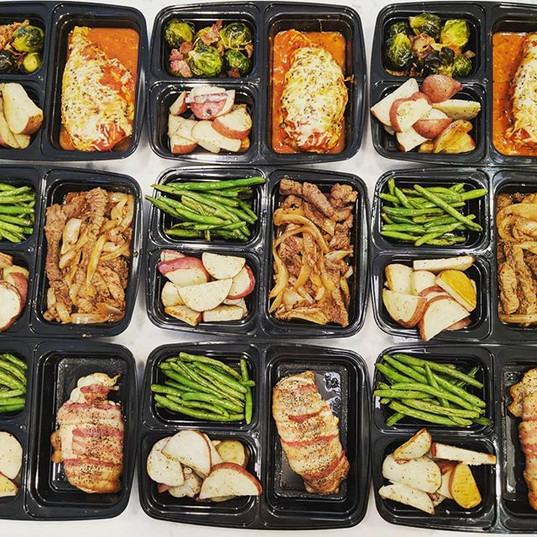 Tag someone that likes food prepping! 🤸