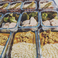 Who likes meal prepping?? I do!!! 🙋🙋🙋