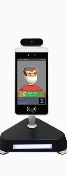 卓上式【SMARTPASS】AI顔認識入退室 管理システム (税別)