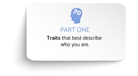Part One - Traits