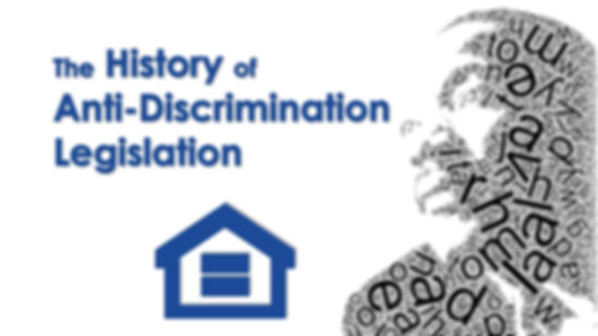Anti-Discrimination Legislatio online learning session