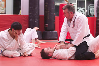 Gracie Jiu Jitsu-Self Defense-Athens-Randy McElwee