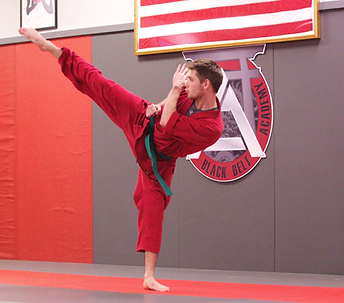 Karate-Athens-Martial Arts-MMA-Josh Patterson