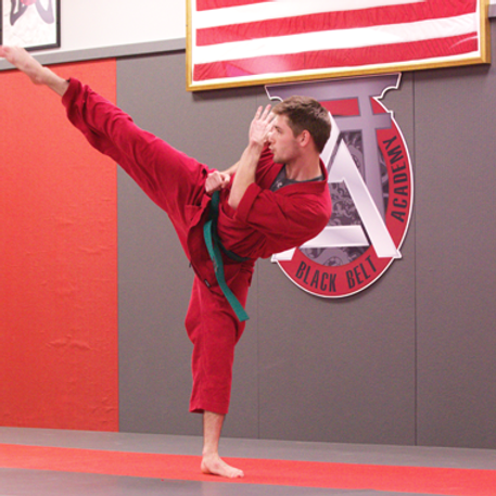 ADULTS- Intro to Martial Arts
