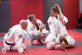 Gracie Jiu Jitsu-Self Defense-Athens-Pedro Sauer-Andy Bryant-Sarah Breznick-Lindsey