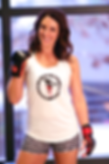 Erika Cooper-Coach Cookie-Smart Cookie Fitness-KickBoxing-Thai fit-muay thai-athens