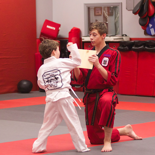 KIDS - Intro to Martial Arts