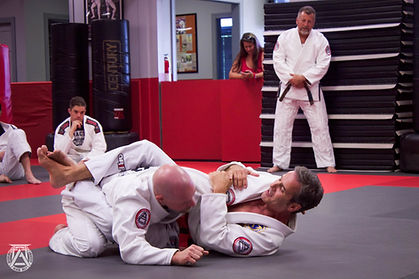 Gracie Jiu Jitsu-Self Defense-Athens-Andy Bryant- Pedro Sauer