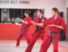 Karate-Athens-Martial Arts-MMA-Josh Patterson-Ryan McElwee