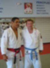 Randy & Rickson 2010.jpg