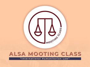 ALSA Mooting Class