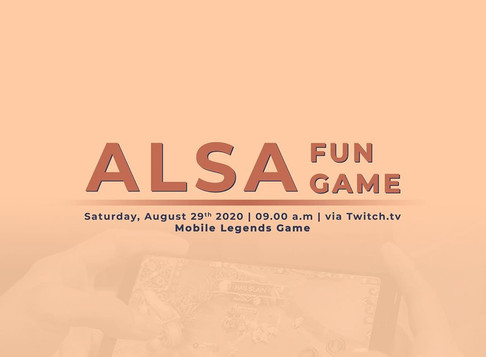 ALSA Fun Game