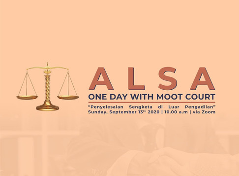 One Day With Moot Court #2