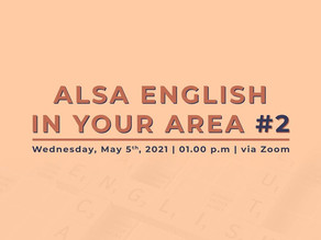 ALSA English In Your Area #2